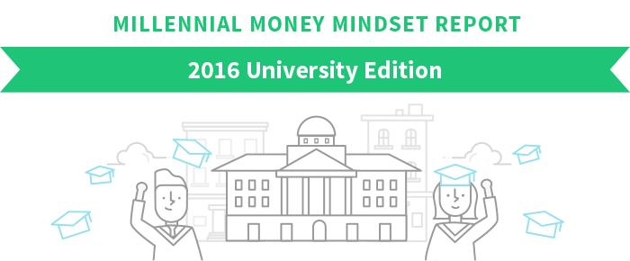 Understanding the Money Mindset of U.S. College Grads: 2016 Report