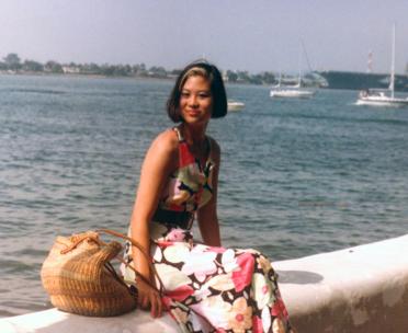 Linda in Hawaii