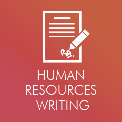 Human Resource Strategic Plans, Operations Strategic Plans, Policy and Procedure Manuals (in entirety or updates, changes or additions), Employee Handbooks, Job Analysis Reports, Job Descriptions, Job Advertisements, Business Plans and Responses to Request for Proposals.