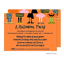 halloween invitations -