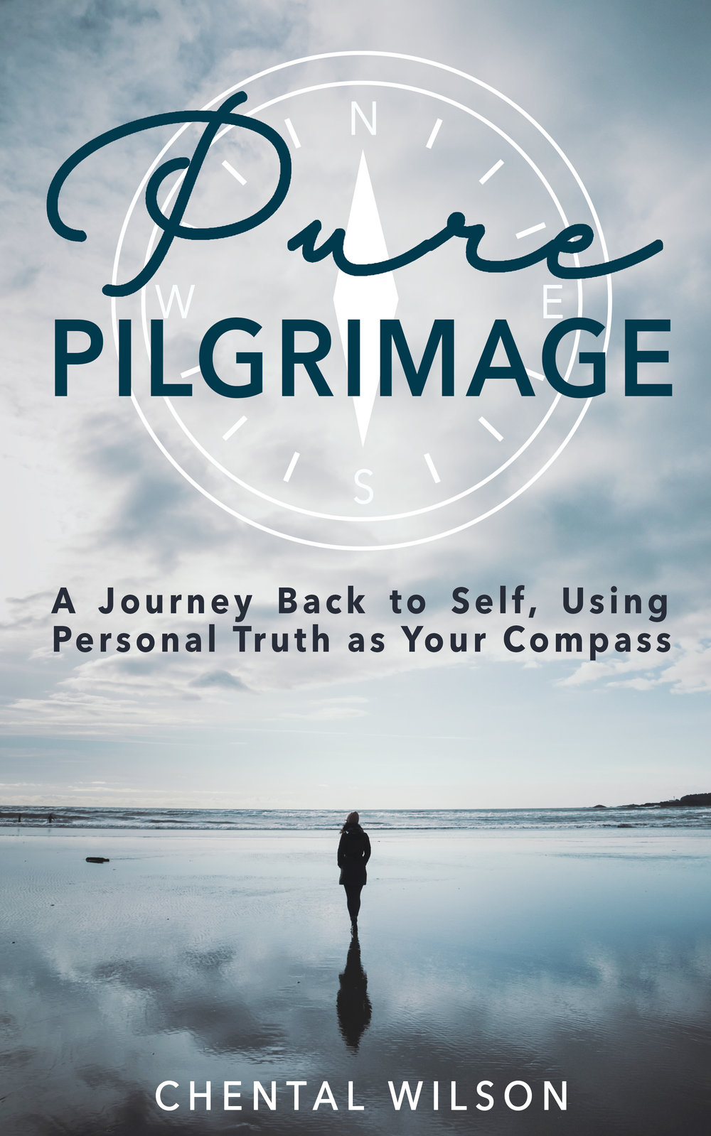 BOOKS - Released in Spring 2019, Pure Pilgrimage is about a journey back to self, using personal truth as your compass.