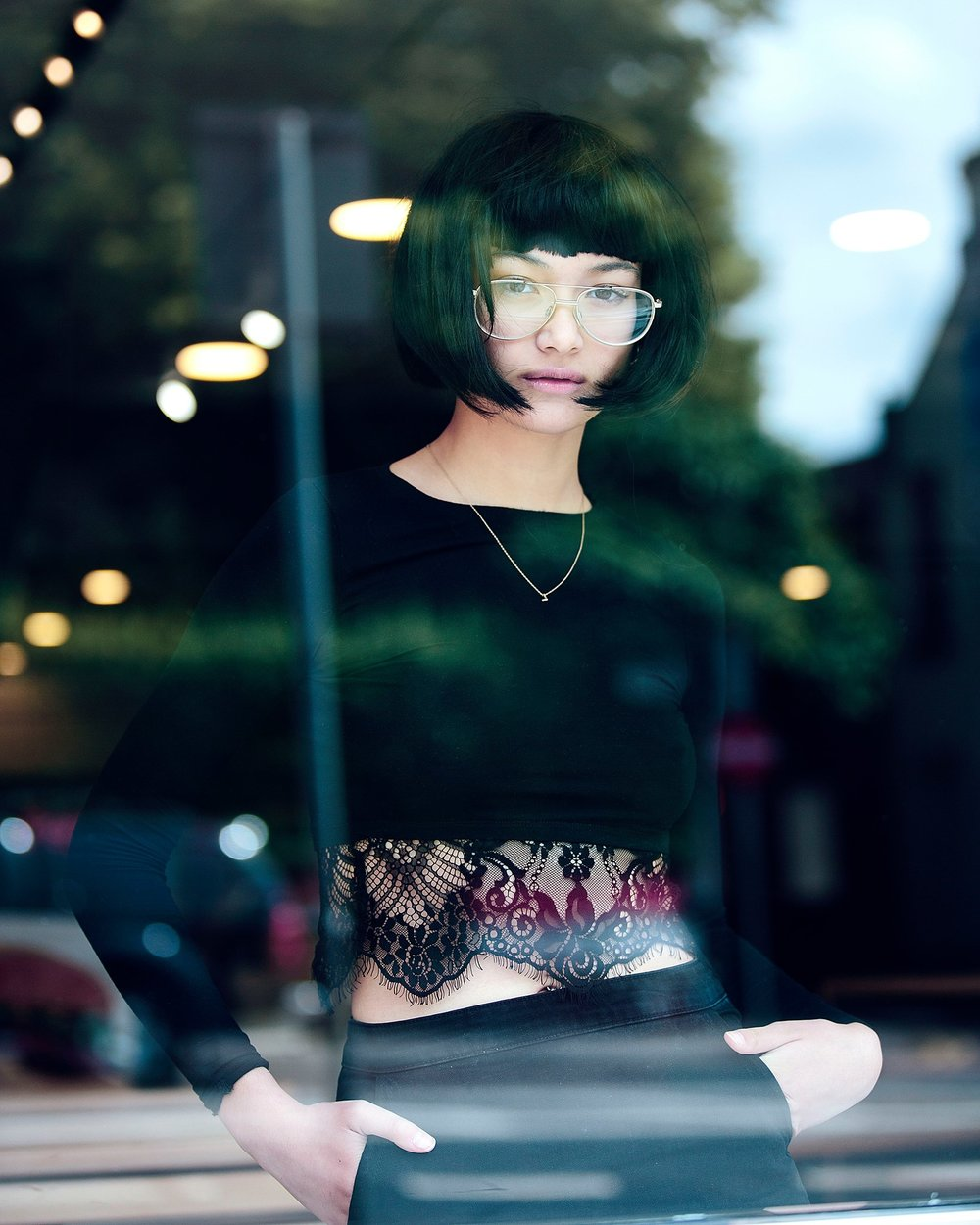 Laura // Distinct Model Management