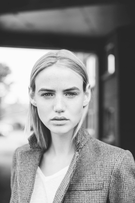 Vanessa // Distinct Model Management