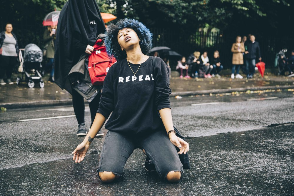 Image result for repeal the 8th