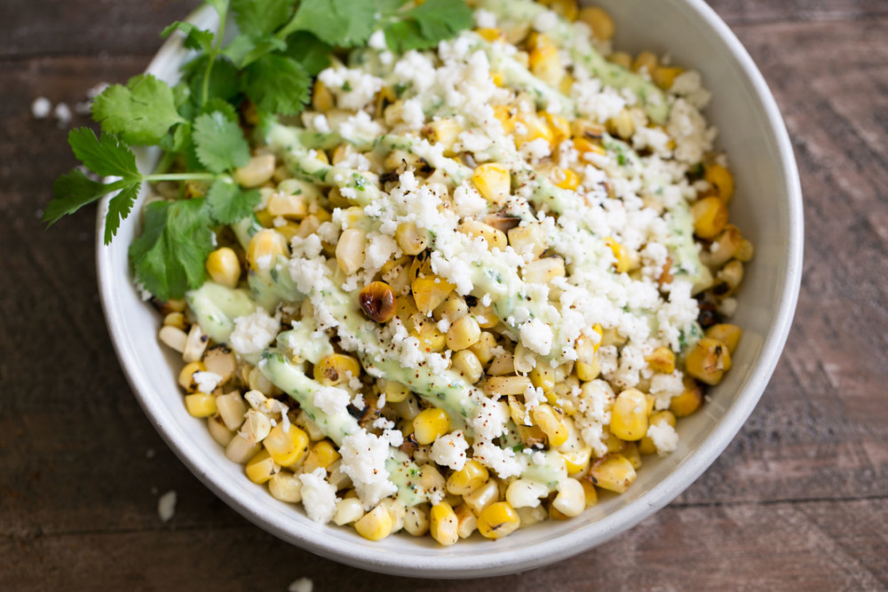 Mexican street corn done right