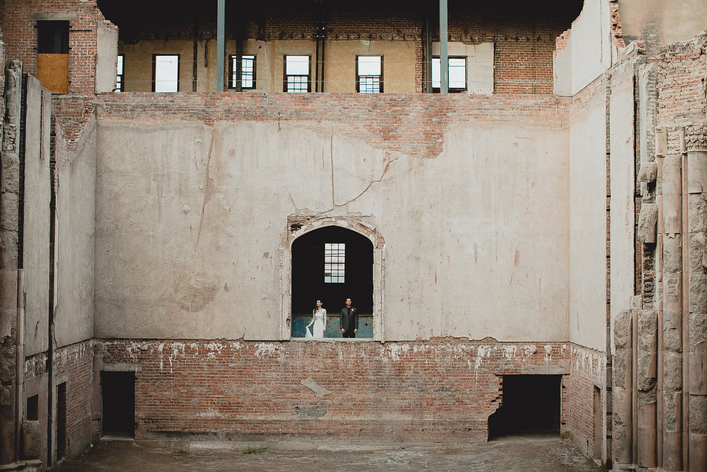 Erin + Patrick - The Monroe Abbey | The MonOrchidPhoenix, Arizona