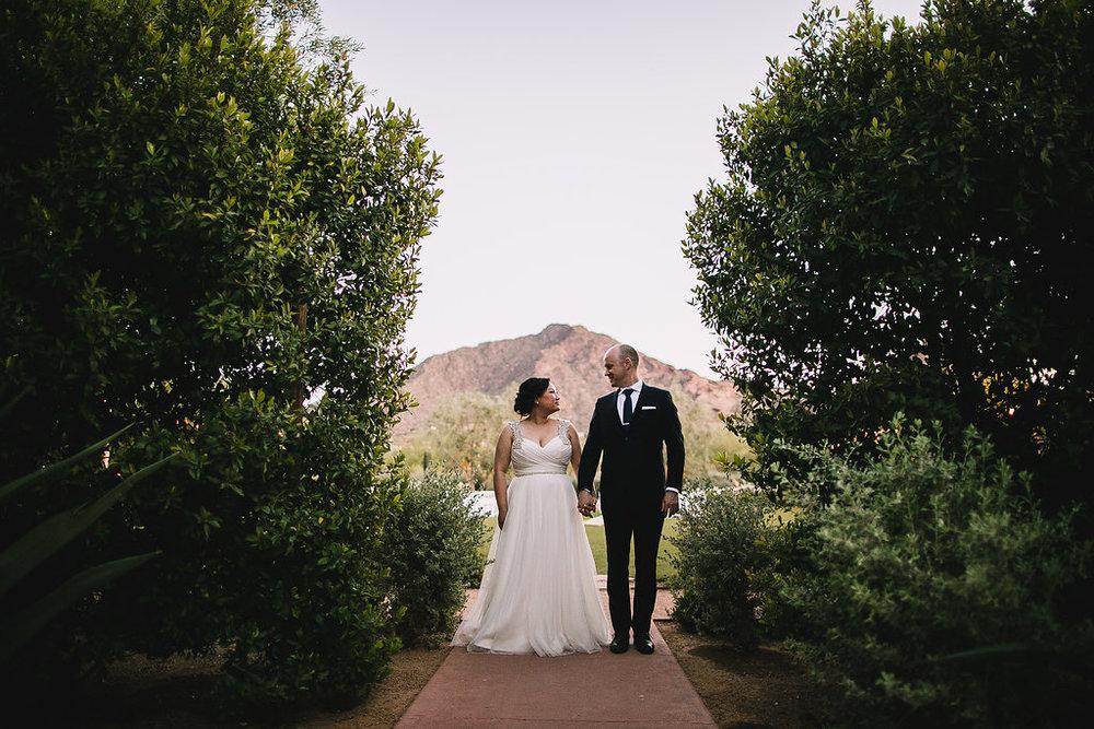 Hai + Shawn - El Chorro | Paradise Valley, Arizona