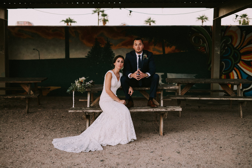 Brittany + Jared - The MonOrchid | Phoenix, Arizona