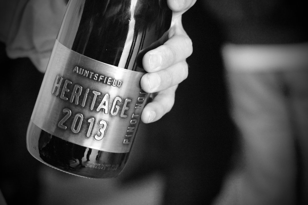 Auntsfield Heritage 2013