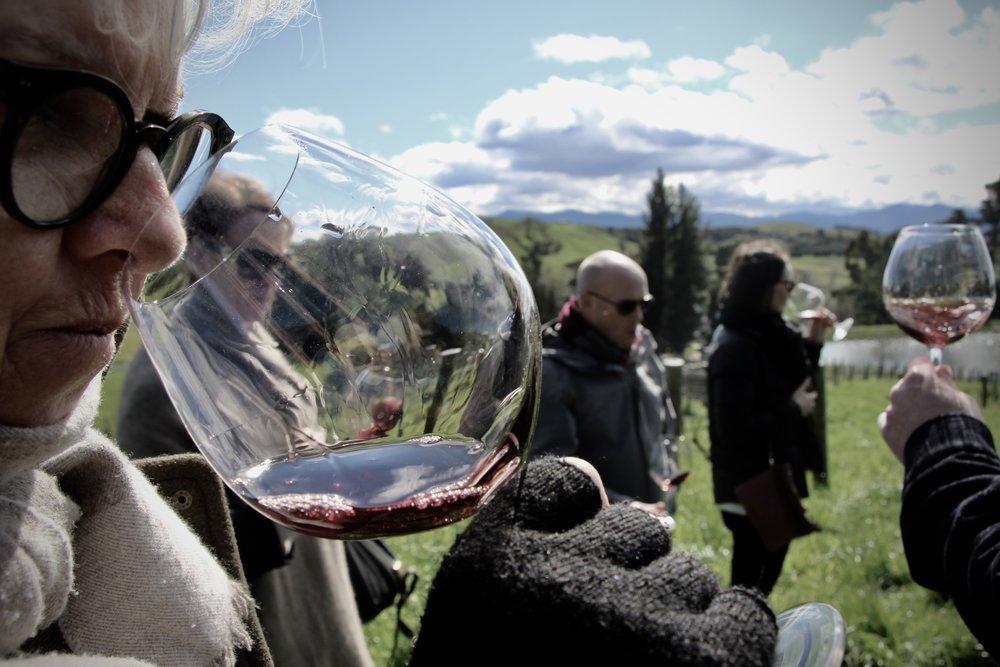 Taste the terroir | Fromm La Strada Pinot Noir 2012