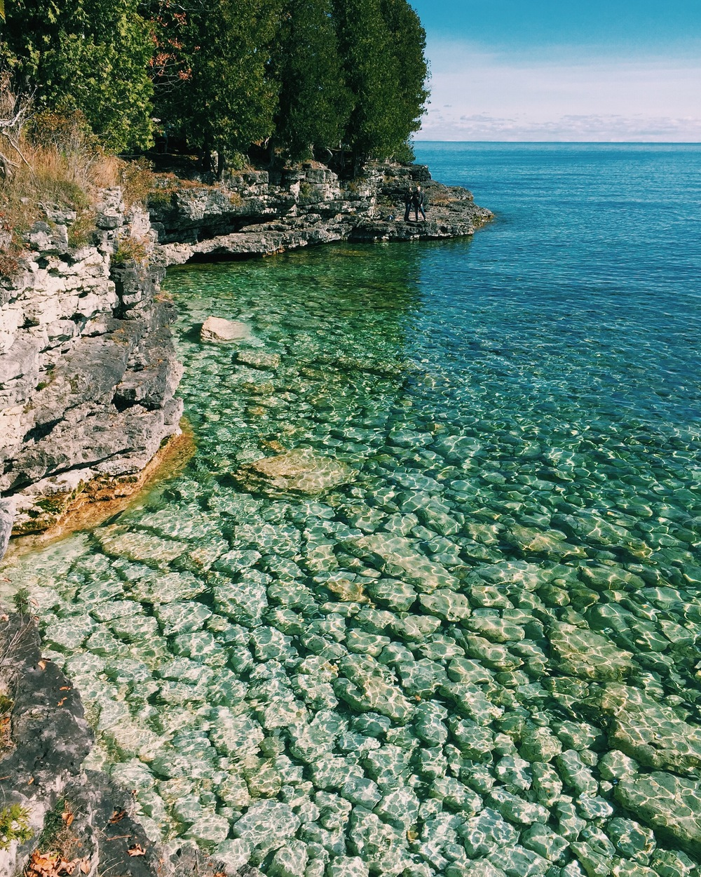 IN WISCONSIN a long weekend trip usually means either The Apostle Islands or Door County. Seated on the Sturgeon Bay Door County is a quiet vacation area ... & Door County Weekend \u2014 Collective Quarterly