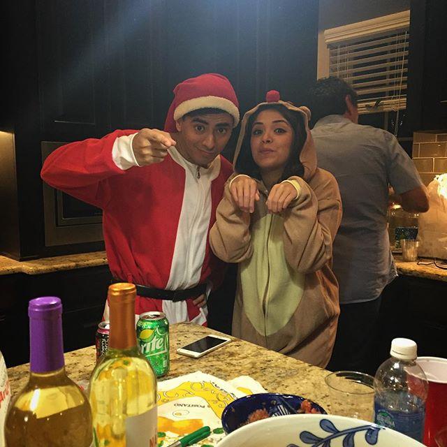 Delgado Christmas extravaganza 2015!!!
