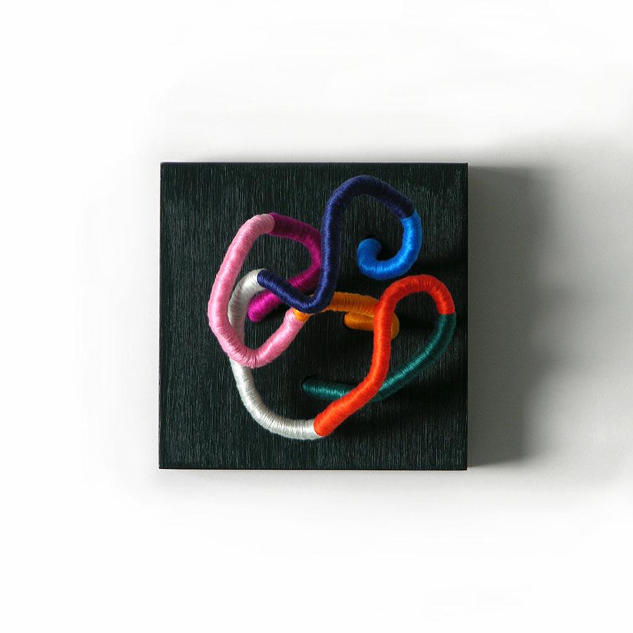 Contemporary Fiber Sculptures