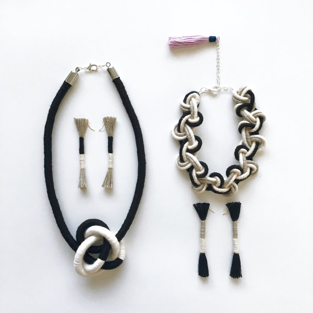 Unique Statement Jewelry by Sunfern Studio // SHOP @ sunfernstudio.com