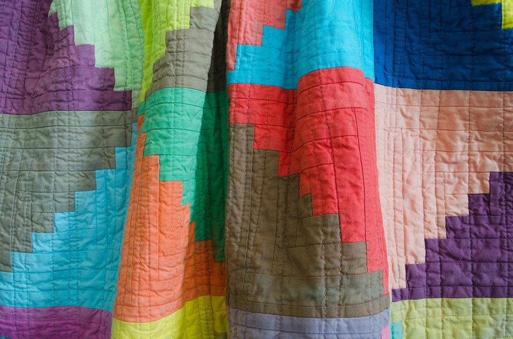 Handmade Quilts by Sunfern Studio // sunfernstudio.com