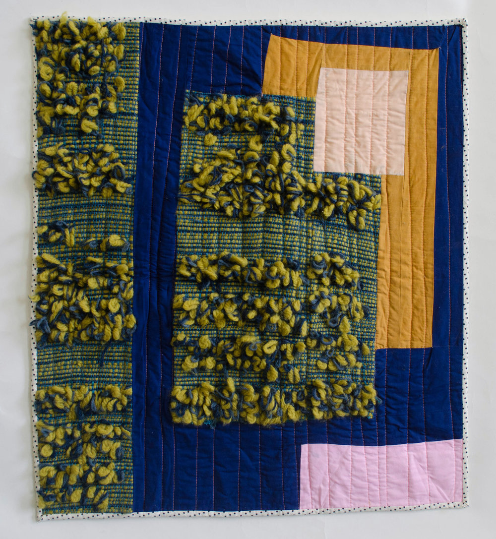 Unique Handmade Quilts by Sunfern Studio // sunfernstudio.com
