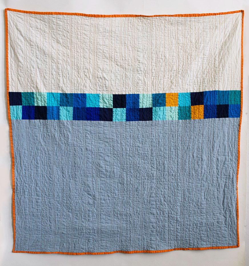 Mosaic Quilt - Sunfern Studio // thesunfernstudio.com