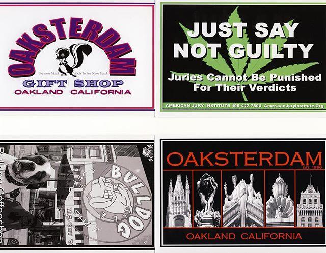 #oaksterdam postcards circa 2006
