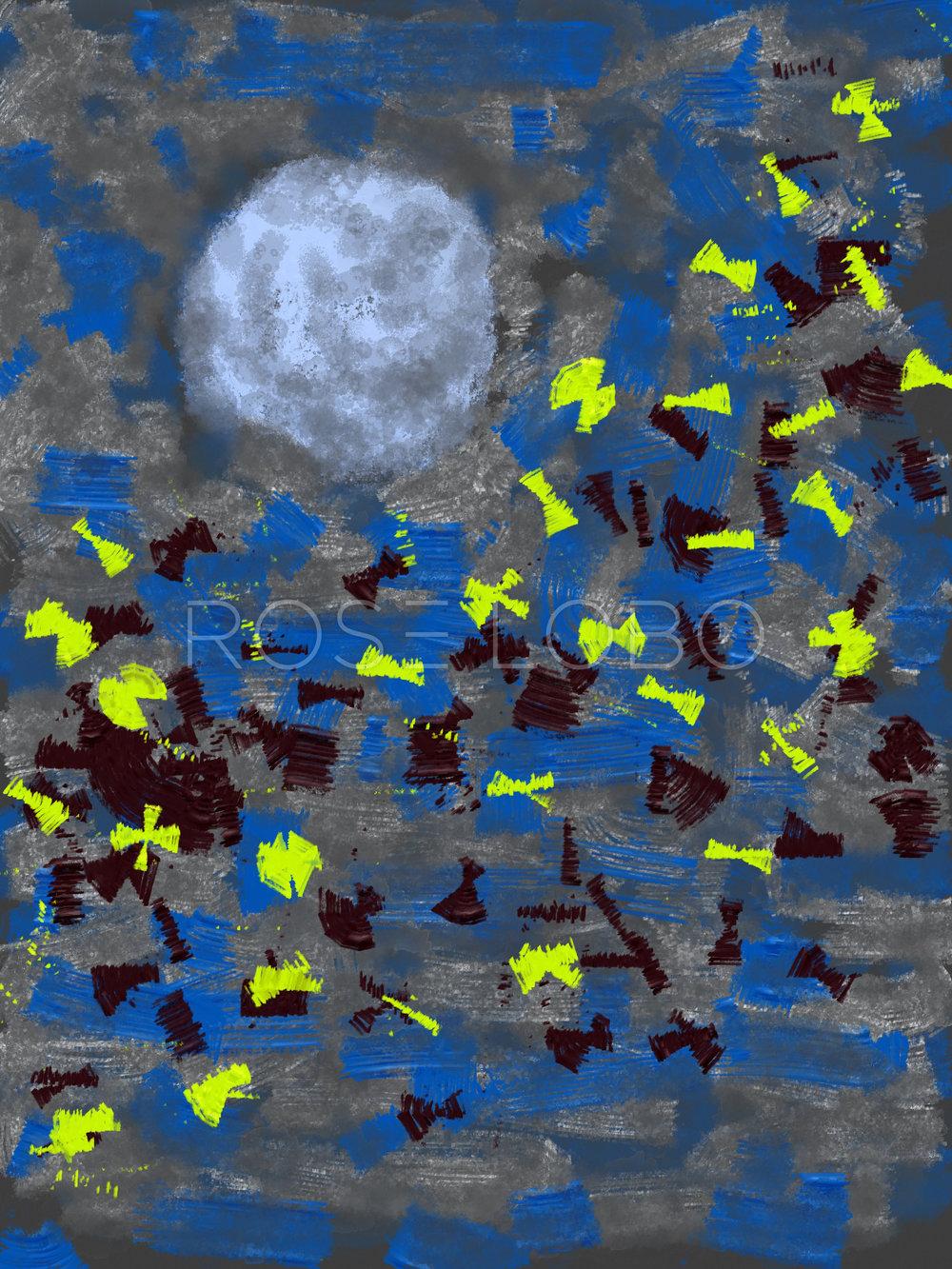 BUTTERFLY MOON 11