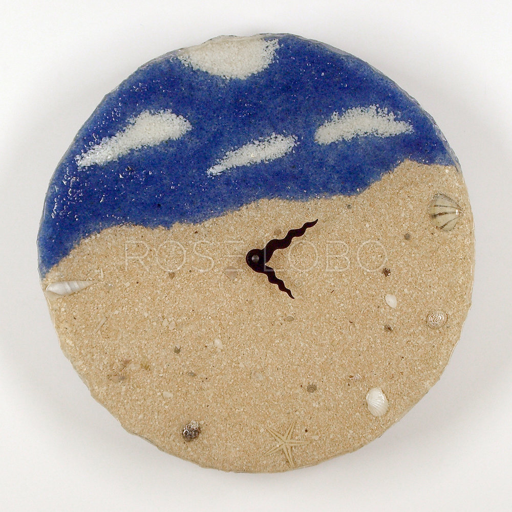 SAND CLOCK (SOLD)