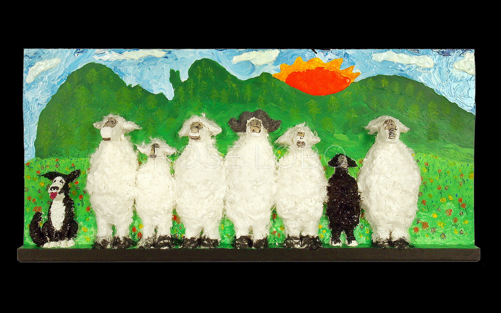 BLACK SHEEP (SOLD)