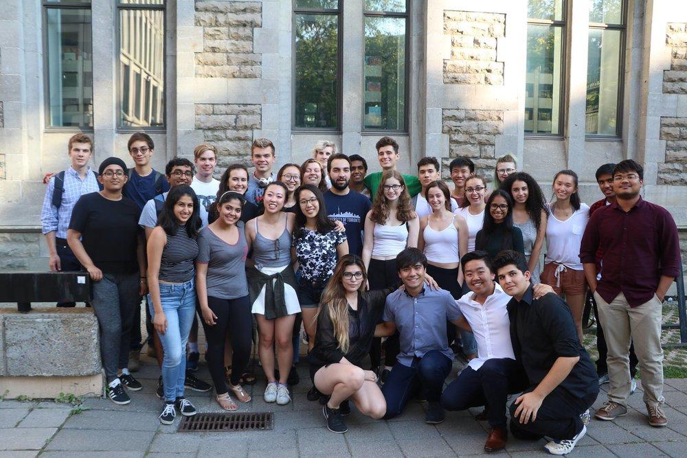 2017 McGill Central Novices - Sept. 2017