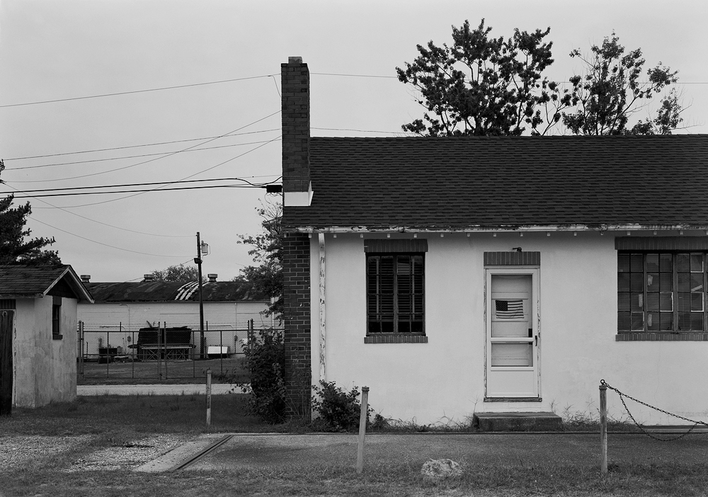 Scale House, Auction Grounds, Sweedesboro NJ.