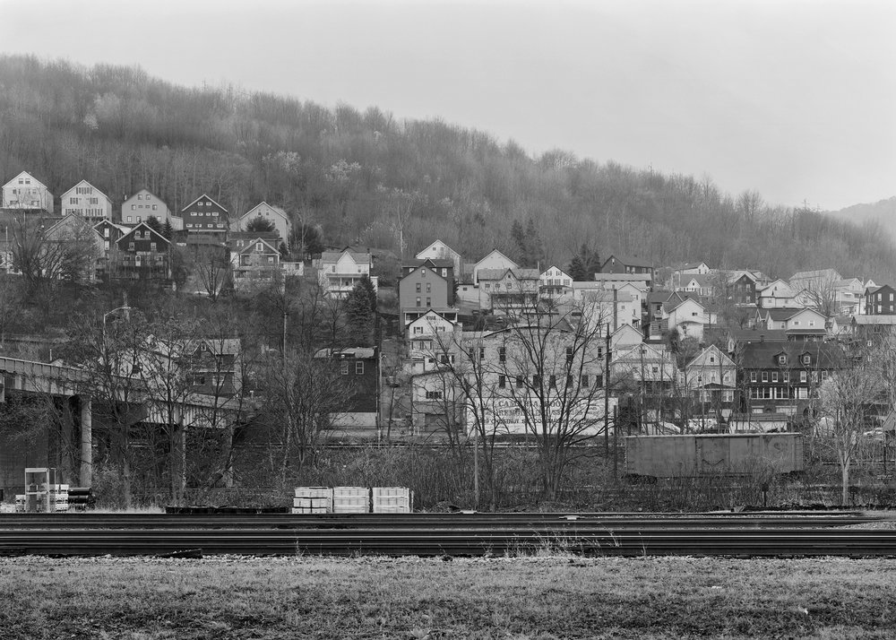 Franklin Boro, and Main Line, from East Conemaugh, Pennsylvania.