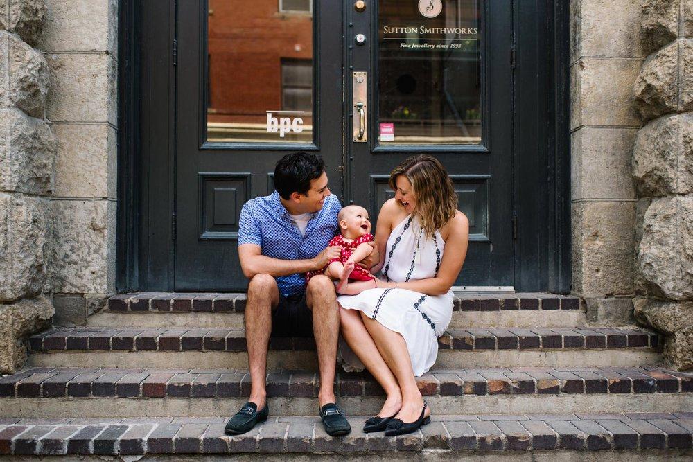 City family photography