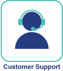 Get in touch with customer support for assistance with your trovvit implementation.