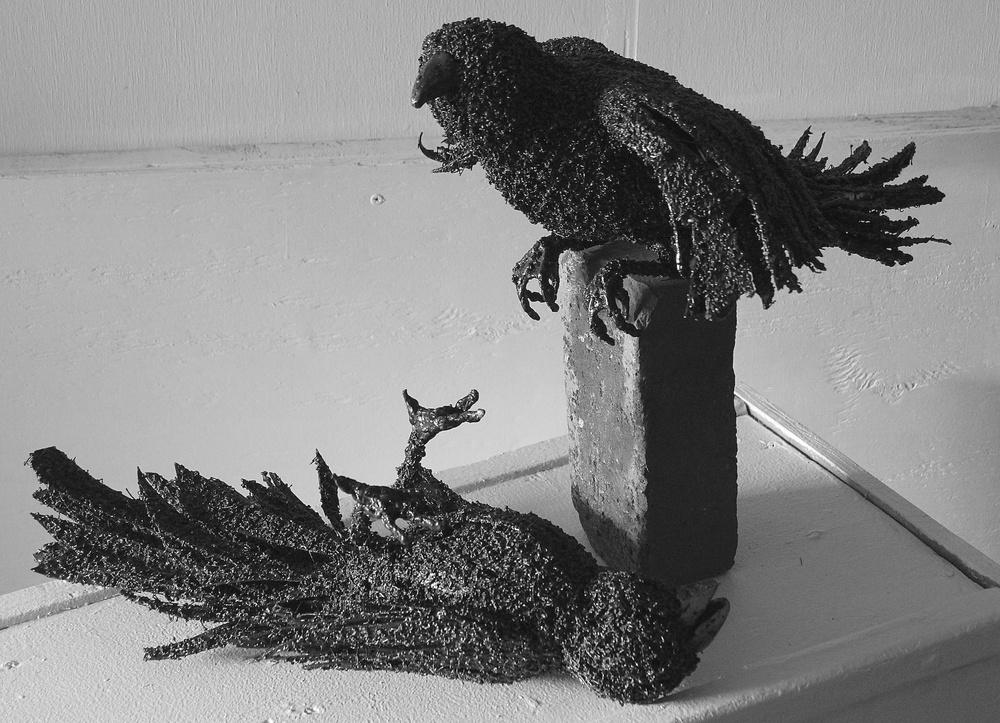 Nancy J Cutler - Birds