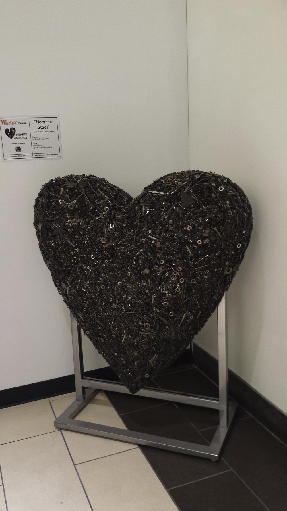 Nancy J Cutler - Heart of Steel