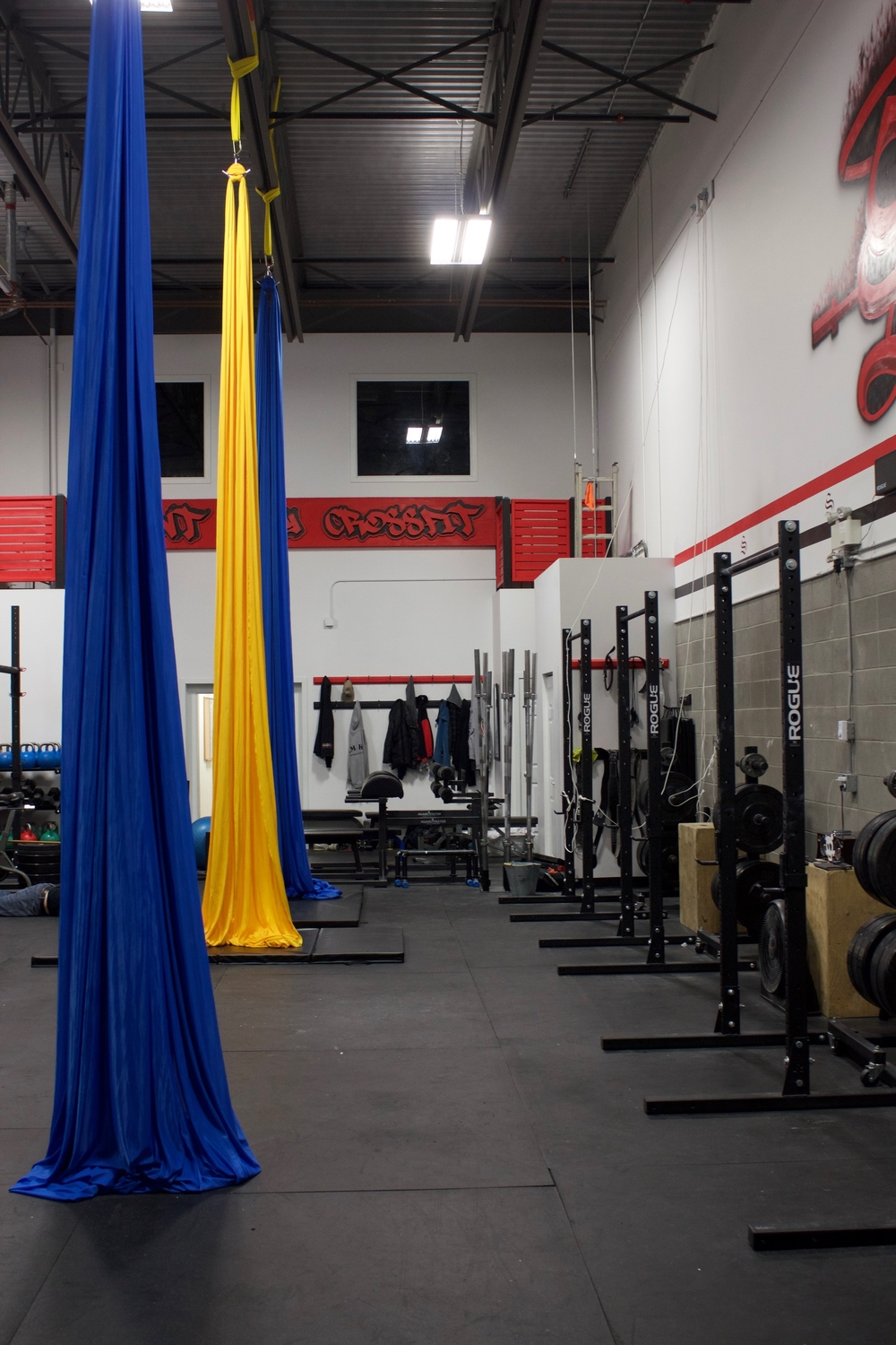 CircoFit studio in St. Albert