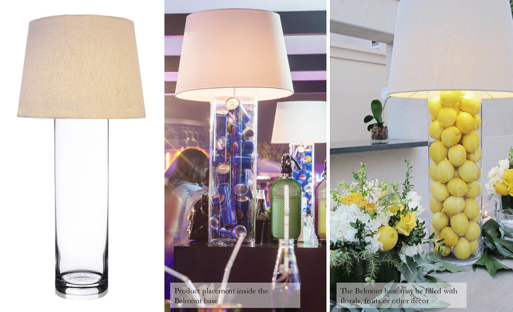 The Epsom - Iluma Lamps for Events