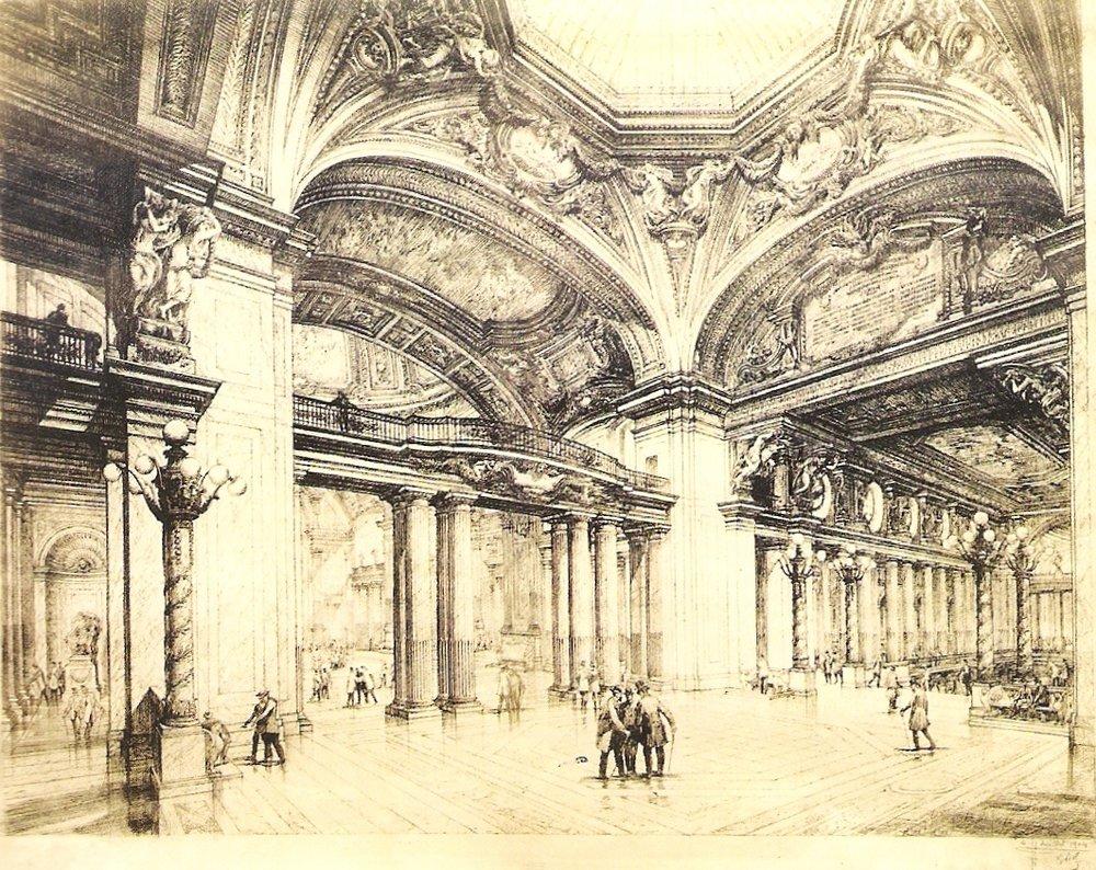 Bénard-Boceto vestíbulo salón de pasos perdidos (1904).jpg