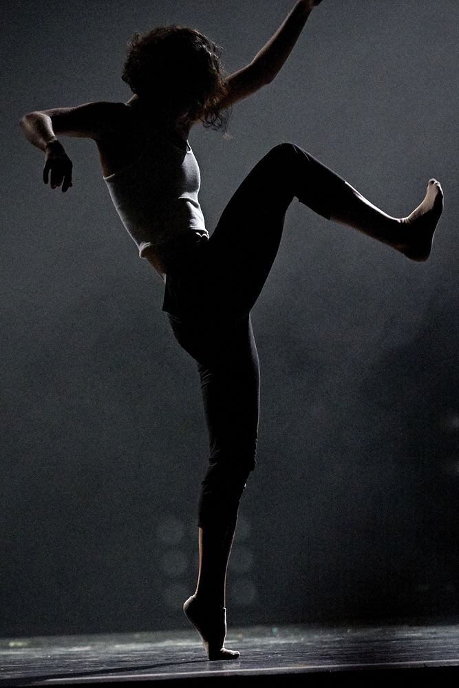 Eva Kolarova at DAC Carte Blanche gala performance