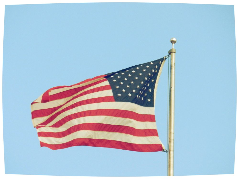 This is the only god damn flag a true American should be waving.