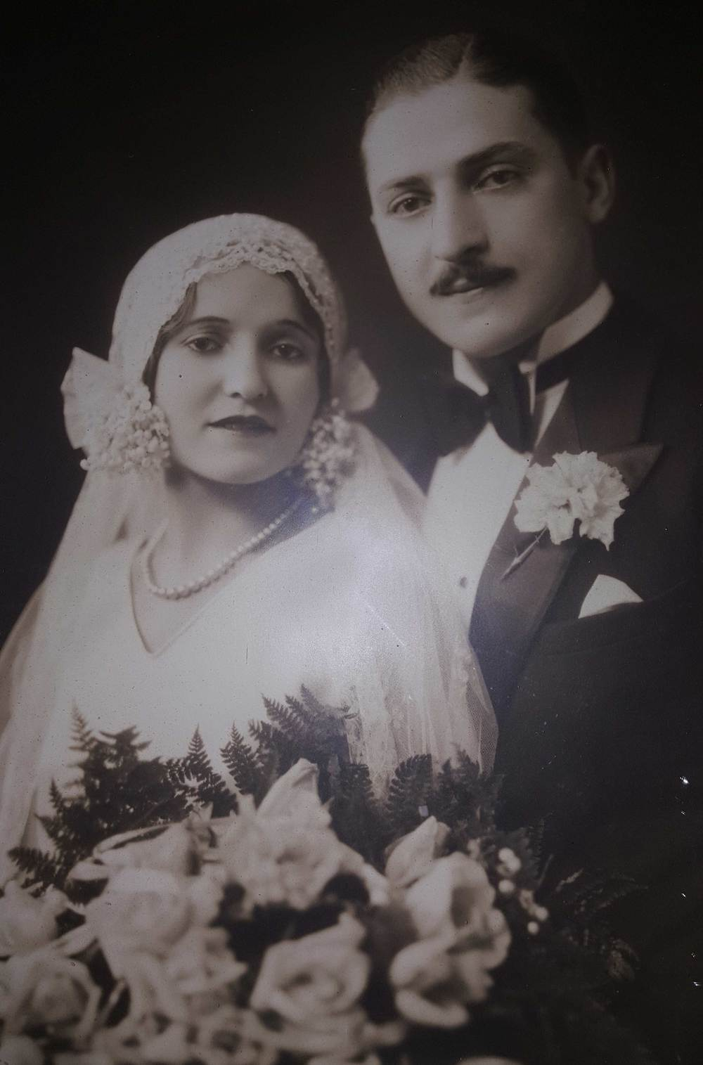 Maurice & Rose Wohl - 1920