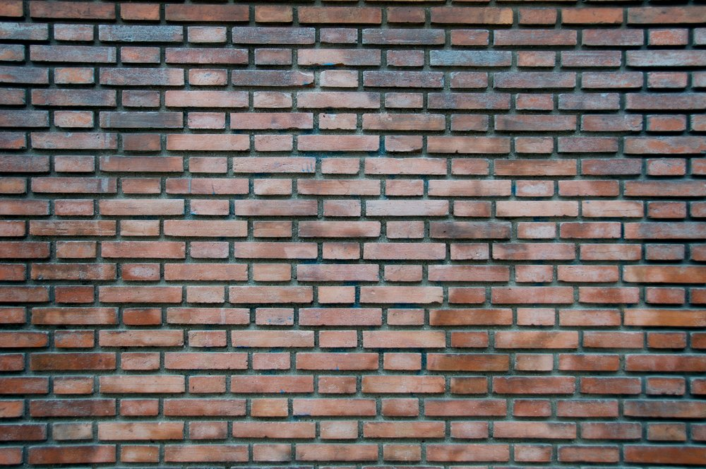 2010-0056-0566.  Brick wall, Paris, France.