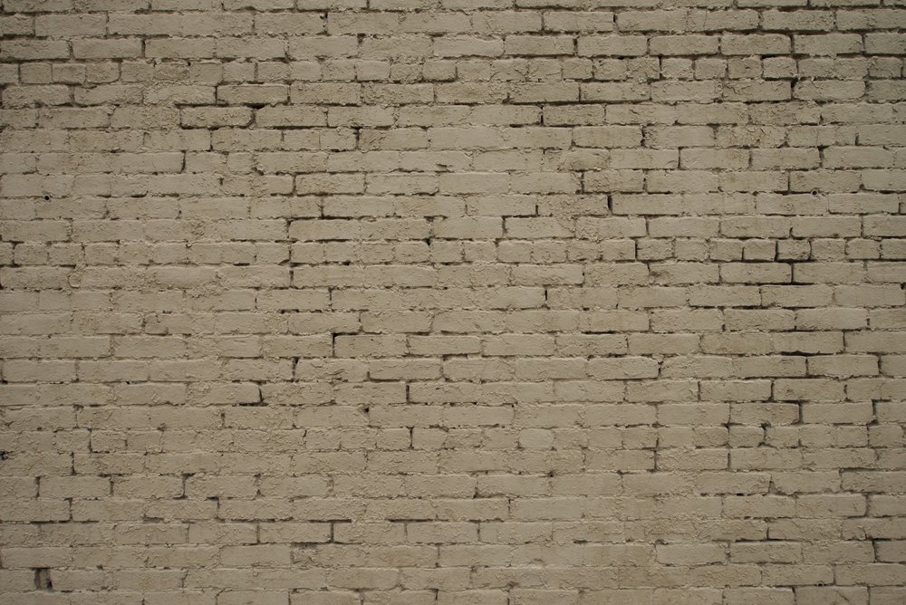 2014-0082-0013.  Brick wall, Louisville, Kentucky.