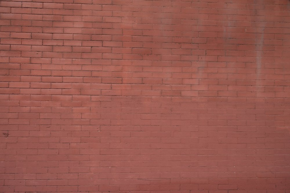 2014-0064-0014.  Brick wall, St. Paul, Minnesota.