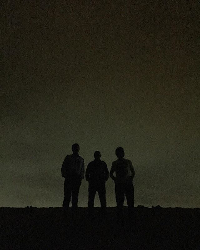 Midnight beach bros