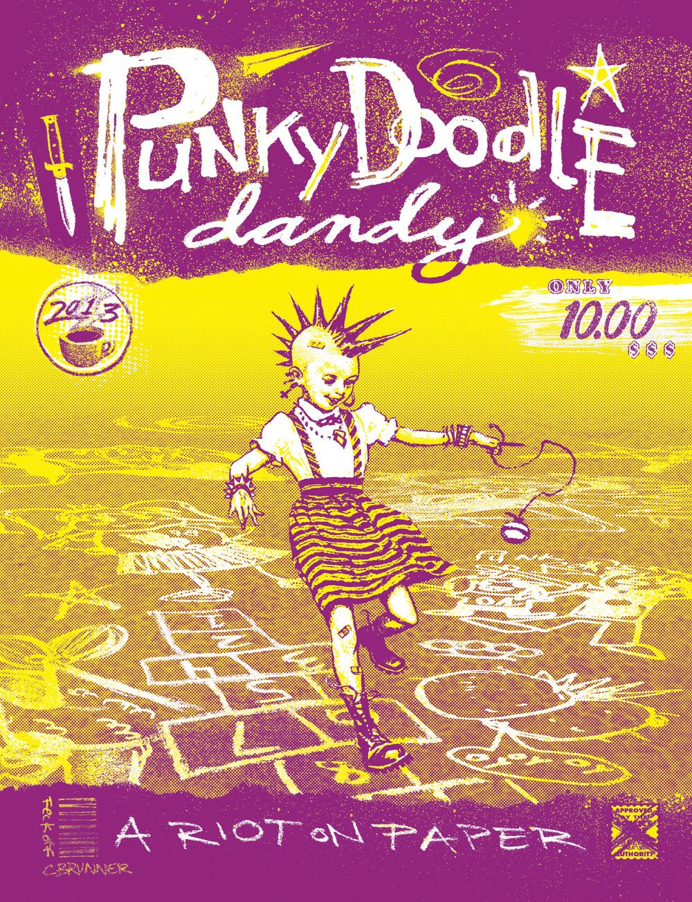 Punky Doodle Dandy anthology