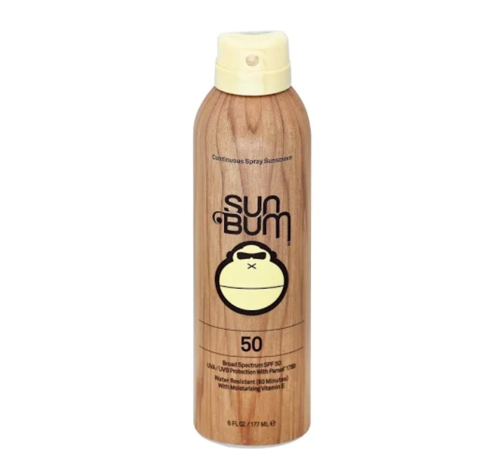 SUN BUM SPF 50 Sunscreen