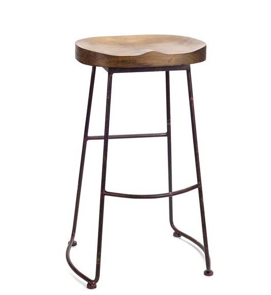 Backless Bar Stool