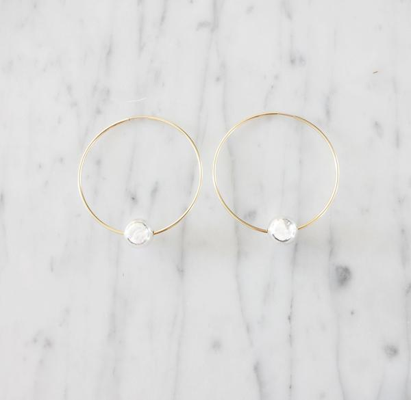 Marida Jewelry Hoops