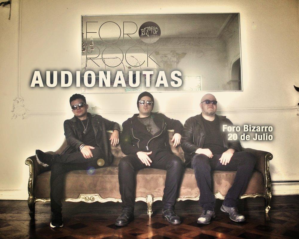 Manda mensaje a https://www.facebook.com/Audionautas/ para entrar gratis.
