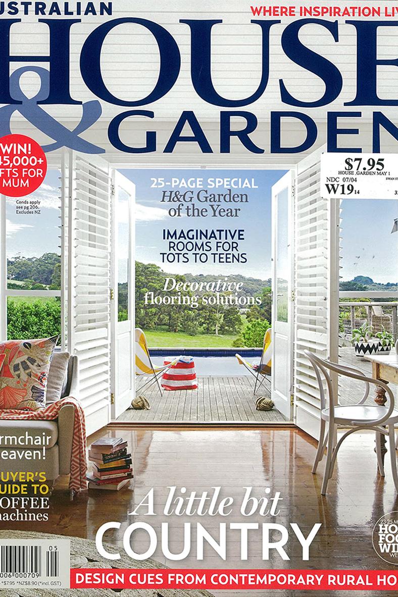 May 2014    House & Garden
