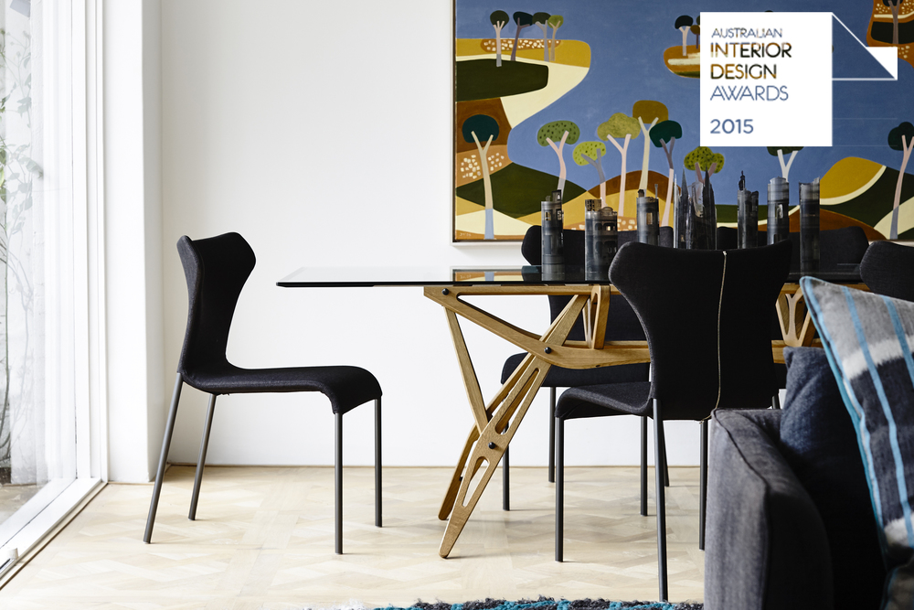 2015 AUSTRALIAN INTERIOR DESIGN AWARDS Atticus Milo