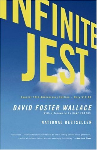 Also happening is DFW's formative reading list, and bookmarked is every accessible essay I could find on the internet.